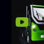 Cargolev lichte e-trucks zijn onthuld tijdens Ecomobiel