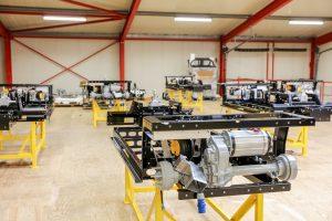 productie-cargolev-lichte-elektrische-voertuigen